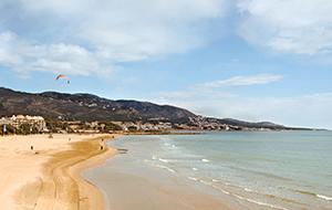 Stranden van de Costa del Azahar