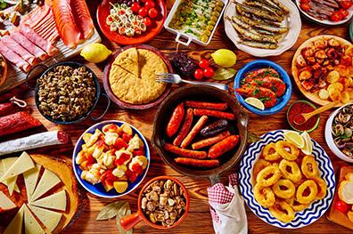 De lekkerste Spaanse gerechten
