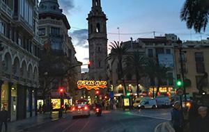 Valencia in 24 uur