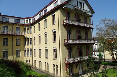 Centraal gelegen in Valkenburg
