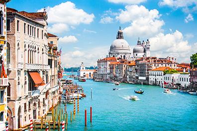 De highlights van Veneto