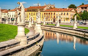 Vertoef een dag in Padova