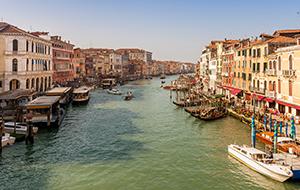 Venetië, de stad van de liefde