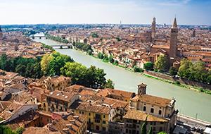 Verona, ideaal voor een stedentrip