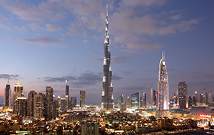 Hoger dan hoog: Burj Khalifa in Dubai