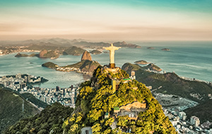Zuid-Amerika, bijzonder continent