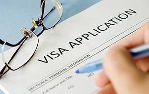 Vraag je visum op tijd aan