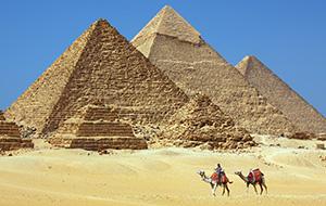 Egypte, land met eeuwenoude geschiedenis