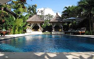 Kleinschalig, maar sfeervol Tanjung Mas resort op Bali