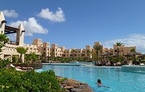 Echt genieten in Hotel RIU Touareg op Kaapverdië