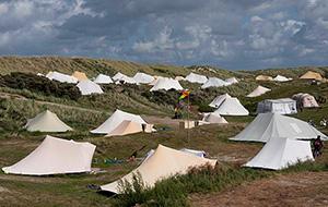 Spelen op Camping Stortemelk