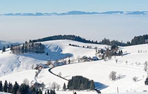 Wintersporten in de Vogezen