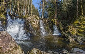 Ga naar waterval Tendon