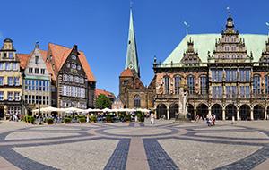Prachtig Bremen