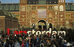 Winkelen in wereldstad Amsterdam