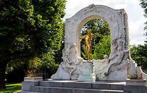 Mix van ruig en rustig in Wiener Stadtpark