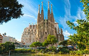 Kleurrijk Barcelona