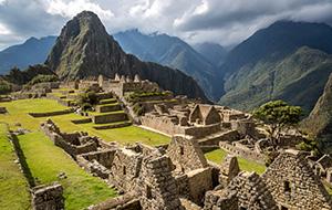 De Inca's in Peru