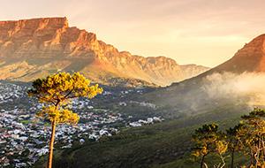 Prachtige natuur in Zuid-Afrika