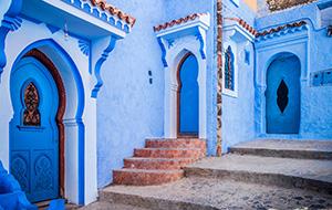 Koningssteden in Marokko