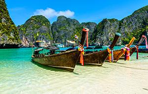 Genieten in Thailand
