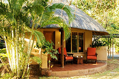 Sefapane Lodges en Safari