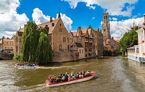 Boeiend, bourgondisch Brugge