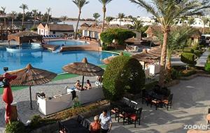 Zonnig Egypte