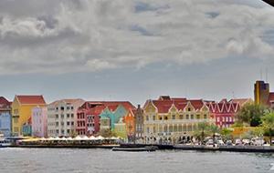 Kleurrijk Curaçao
