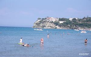 4.Paradijs voor watersporters: Tsilivi