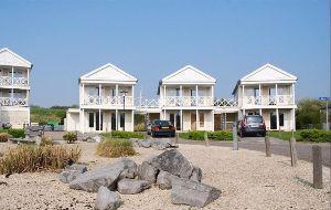 Noordzee Résidence De Banjaard: een luxe villapark aan de zee