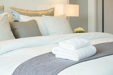 Comfortabele accommodaties