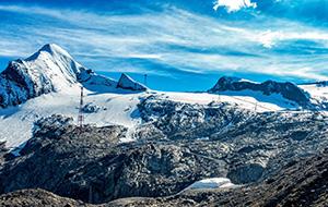 1. Het hele jaar winterpret op de Kitzsteinhorn Gletsjer