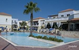 3. De zon opzoeken in Aegean Houses