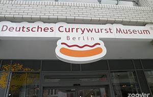 Currywurst museum – Schützenstrasse 70, Mitte