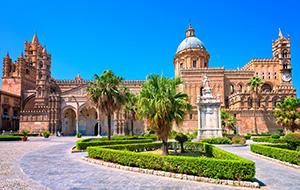 Palermo, de hoofdstad