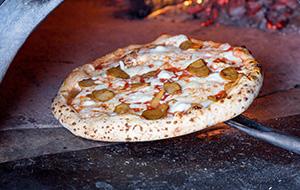 Pizzeria Soldi, verborgen in de stad