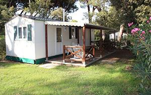Perfecte ligging: Camping Baia Domizia