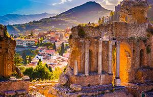 Het authentieke Taormina