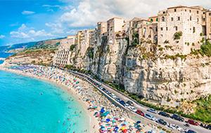 Het zuidelijke Italië: Calabrië