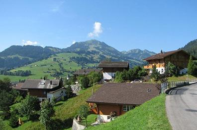 De bergen van Berner Oberland