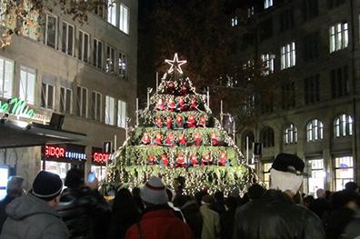 Zien in Zürich