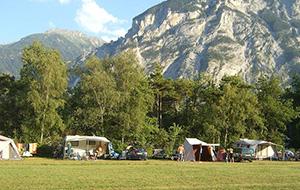 Kamperen in de natuur bij Camping Du Monument