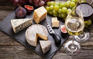 Leer alles over wijn en kaas