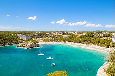 De mooiste stranden van Menorca