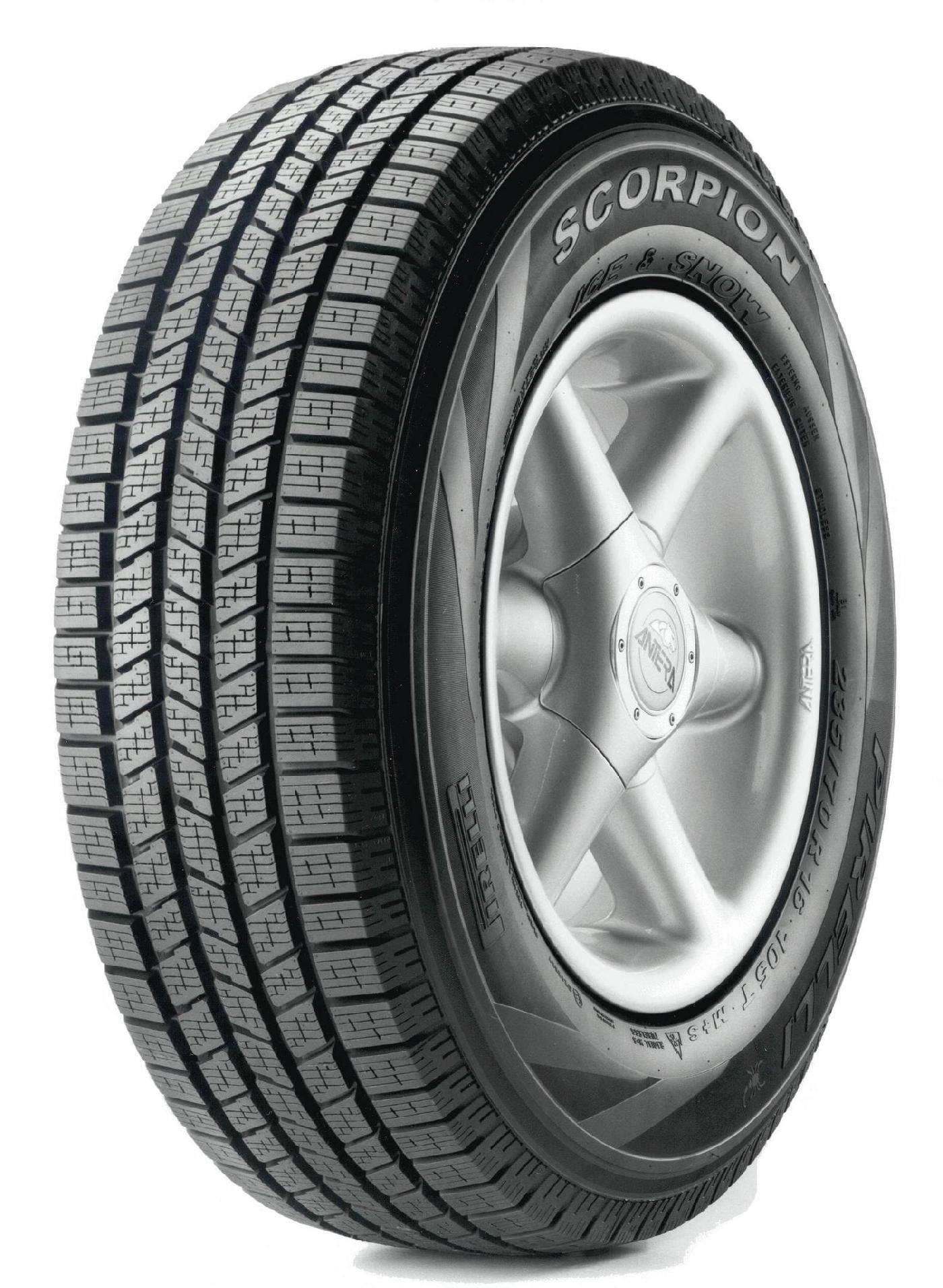 PIRELLI ICE & SNOW SCORPION 265/45 R21 104H