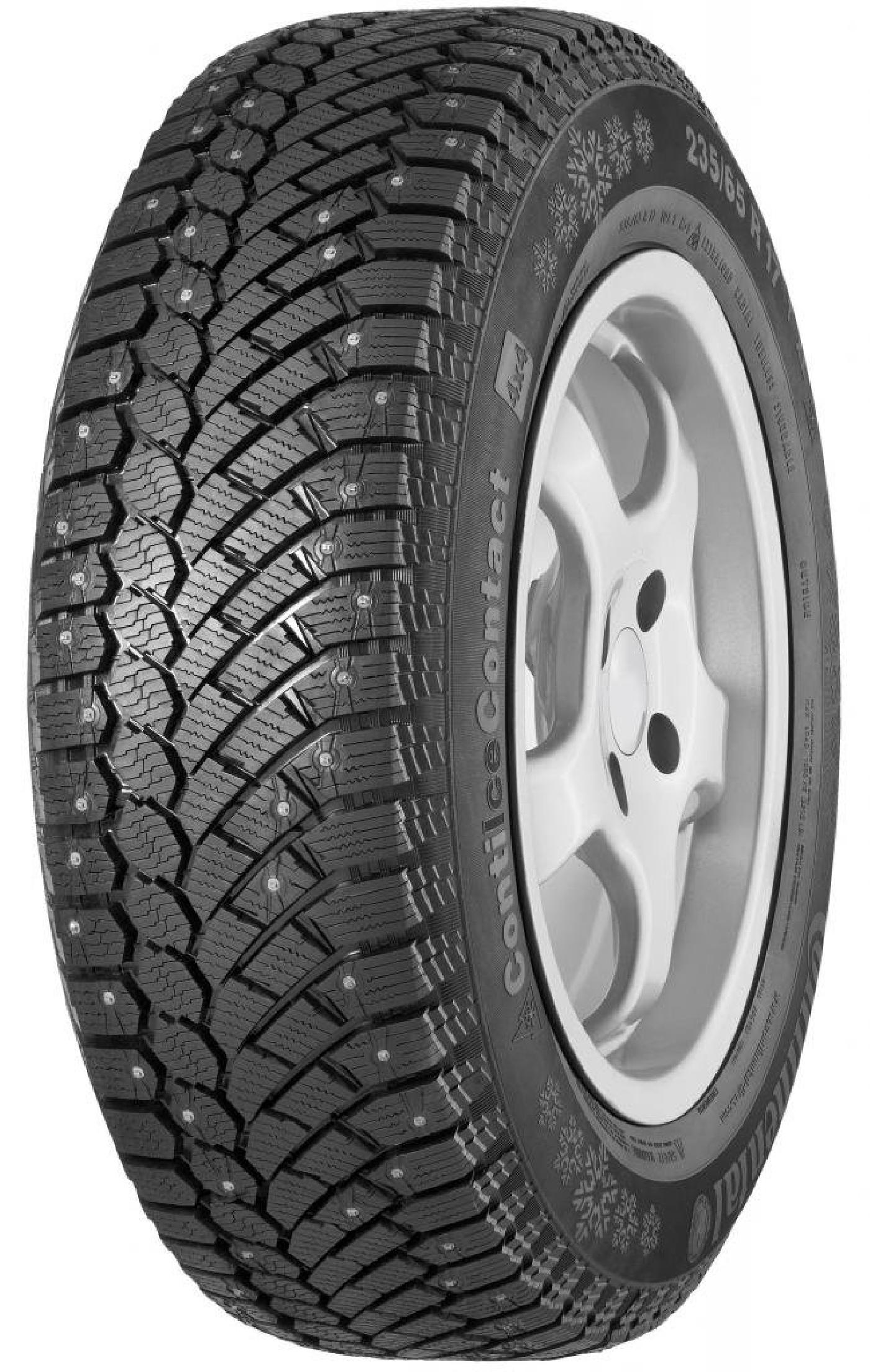 Conti4X4IceContact BD - баннер