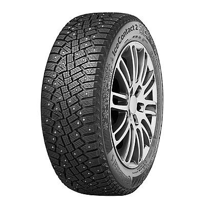 CONTINENTAL CONTIICECONTACT 2 KD 235/50 R17 100T