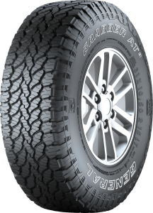 GENERAL TIRE GRABBER AT3 265/60 R18 110H