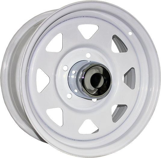 TREBL OFF-ROAD 01 16X7 PCD5*139.7 ET20 DIA108.7 WHITE